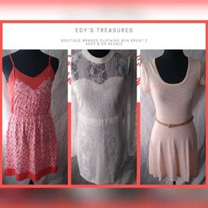 New Boutique Brands Women & Juniors Bundles